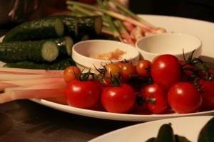 EAT TOKYOさんこだわりの野菜たち