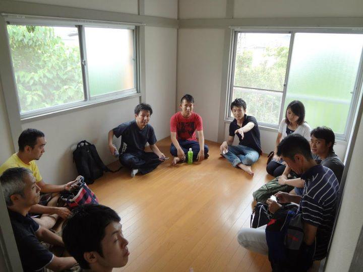 旅の大学 BADO!のシェアハウス@東京 が始まります